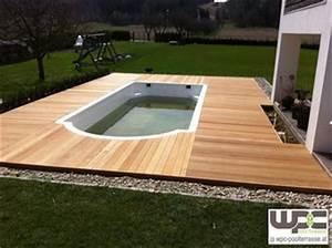 Kies Berechnen : bildergalerie wpc terrassenbelag poolumrandung terrasse stufen sichtschutz wpc poolterrasse ~ Themetempest.com Abrechnung