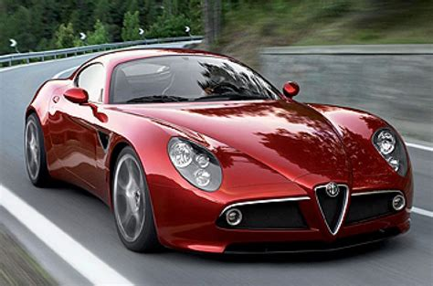 alfa romeo 8c review autocar