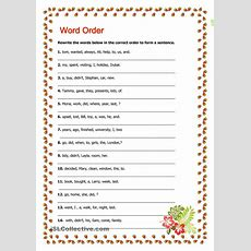 68 Best Worksheets Images On Pinterest  English Language, English And Learn English