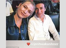 Karlie Kloss and Josh Kushner join Elon Musk in LA Daily