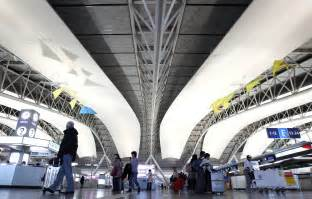 low cost carriers boost foreigners at kansai airport the japan times