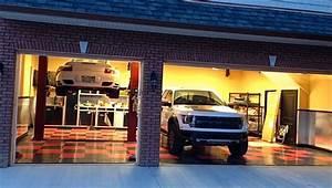 RaceDeck garage flooring ideas - cool garages with cool