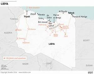 Islamic State Will Keep Targeting Libya's Oil Infrastructure