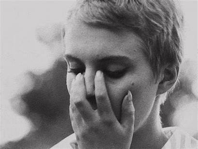 Jean Seberg Scene Breathless Godard Luc 1960