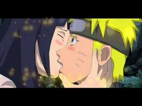 naruto kiss hinata   naruto  kiss scene hd