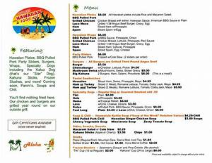 4 August 2012 - Tiki Jim's Hawaiian Food Hut Opens in Mason