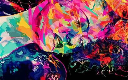 Abstract 1080p Artistic Wallpapers Wall Background Drawing