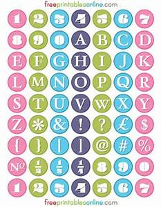 alphabet printable images gallery category page 1 With labels and letters