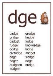 dge spelling pattern worksheet spellingword work