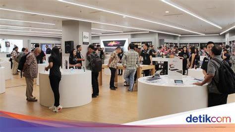 toko flagship ibox resmi dibuka  central park
