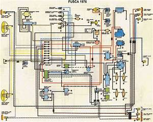 Circuito Eletrico Fusca
