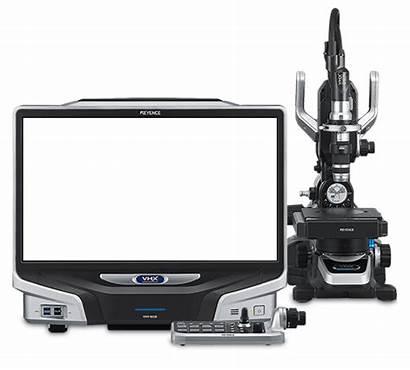 Microscope Digital Keyence Vhx Measure Capture
