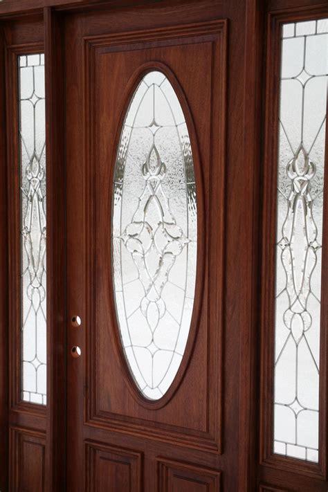 oval glass exterior doors front door  oval window