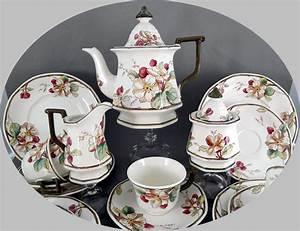 Villeroy Boch Kaffeeservice : v b villeroy boch portobello tee kaffeeservice 6 ~ Michelbontemps.com Haus und Dekorationen