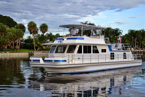 Used Boat Loans Florida by 2000 Gibson 5900 Ls Power New And Used Boats For Sale