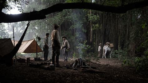 The Lost City Of Z (bluray Review) At Why So Blu?
