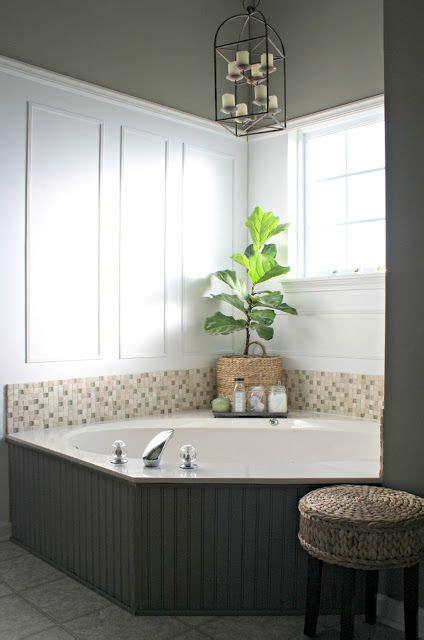 corner tub ideas  pinterest corner bathtub