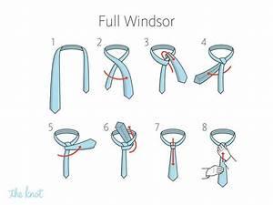 How To Tie A Tie  6 Easy Tie Knots