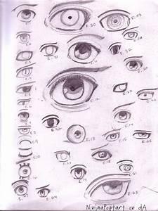 Eye Sketch Dump Pencil only by NinjaaPoptart on DeviantArt