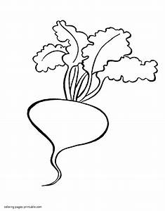 Coloring Pictures Of Vegetables : Kids Coloring - europe ...