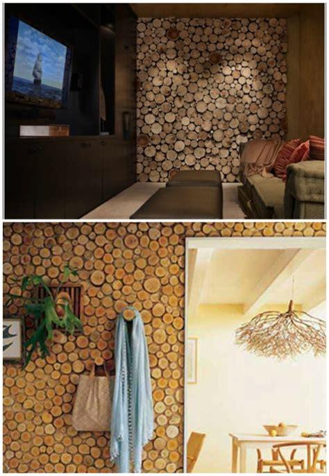 stunning  unique diy rustic log decorating ideas