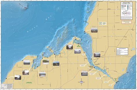 sturgeon bay fold map