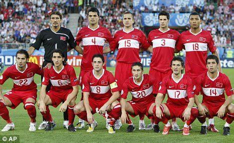 turkish national footballsoccer team