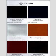 2014 Colors  Harley Davidson Forums