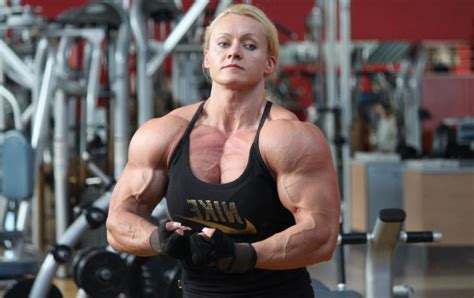 top  sexiest female bodybuilders   time