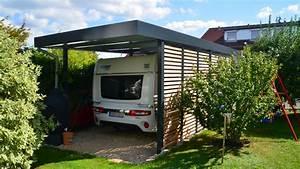 Dachbelag Für Carport : carport f r wohnmobile ~ Michelbontemps.com Haus und Dekorationen