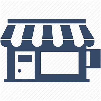 Icon Convenience Mart Market Icons Clipart Vector