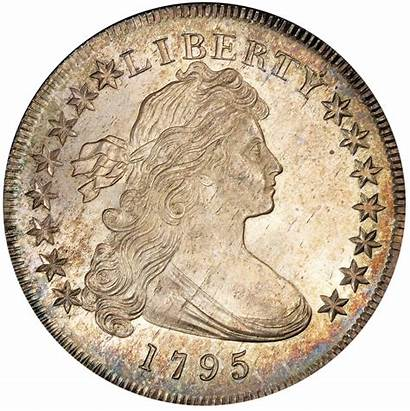 1795 Dollar Bb Silver Draped Bust Coin
