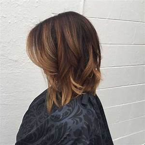 20 Best Long Bob Ombre Hair Short Hairstyles 2018 2019