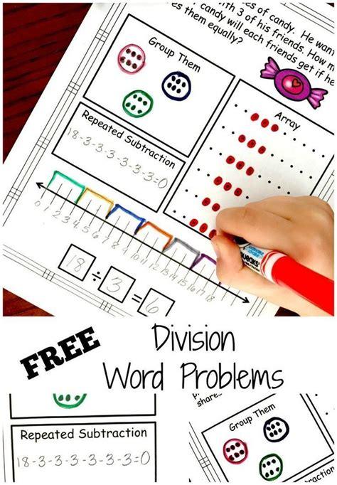 division problem solving   ways  solvefree