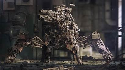 Mech Digital Concept Military Weapon Artwork Wallpapers