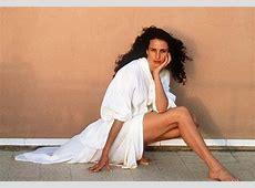 Andie MacDowell Sexy Celebrity Legs Zeman Celebrity Legs