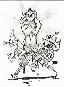 Tattoo guns by SrokaZlodziejka on DeviantArt