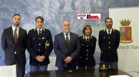 Questura Di Aosta Ufficio Passaporti by Presentati Alla Questura Di Asti Due Nuovi Funzionari