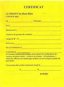 Titulaire Du Permis B : comment avoir le permis b avec mention ambulance ~ Medecine-chirurgie-esthetiques.com Avis de Voitures
