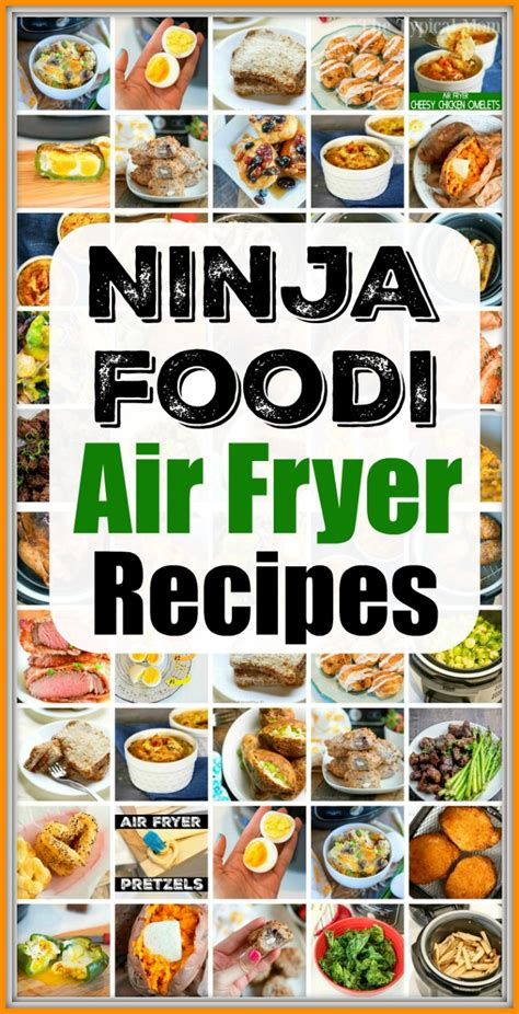 fryer air recipes ninja foodi breakfast dessert dinner oven lunch temeculablogs brussel sprouts easy food cooking cooker pressure fry bacon