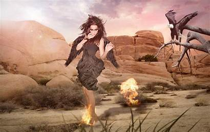 Prehistoric Photoshop Wallpapers