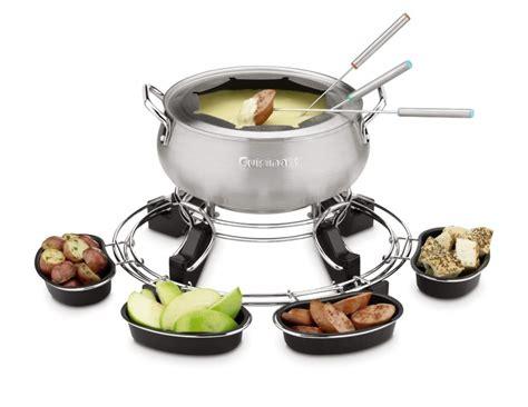 cuisine arte cuisinart electric fondue maker 75