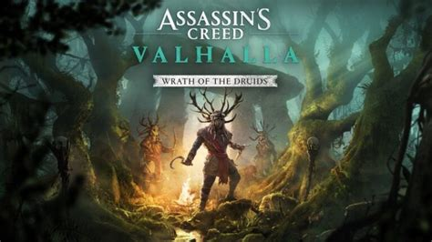 Assassin's Creed Valhalla: Wrath Of The Druids DLC Delayed ...