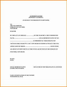 14 simple power of attorney letter template ledger paper With the power of attorney letter sample