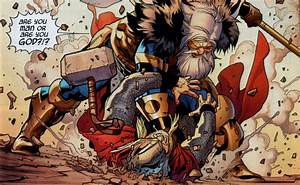 Odin and Thor vs Lucifer Morningstar and Michael Demiurgos ...