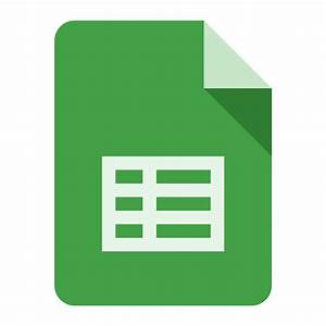 google sheets icon free download at icons8 With google docs app spreadsheet
