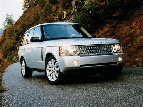 2006 Land Rover Range Rover Supercharged Pictures