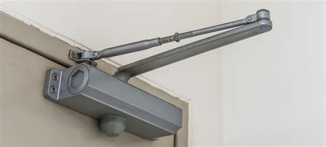 repair  hydraulic door closer doityourselfcom