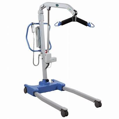 Hoyer Lift Patient Presence Cradle Scale Point