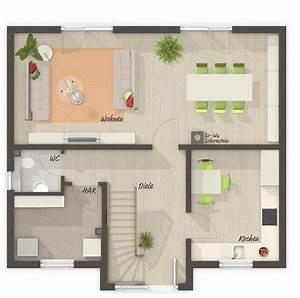 Monatliche Nebenkosten Haus 120 Qm : lifestyle 120 grundriss erdgeschoss ihr town country massivhaus ~ Frokenaadalensverden.com Haus und Dekorationen